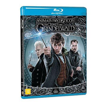 Blu ray Animais Fantásticos: Os Crimes De Grindelwald