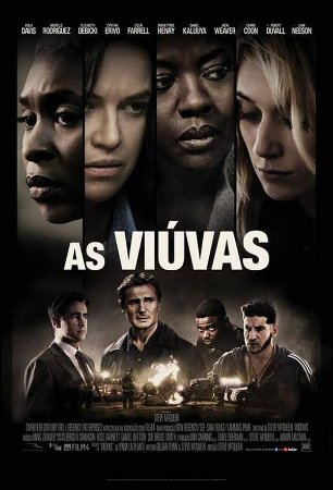Dvd  As Viúvas  Viola Davis