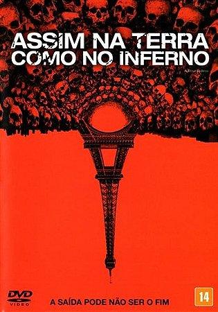 Dvd  Assim Na Terra Como No Inferno  John Erick Dowdle