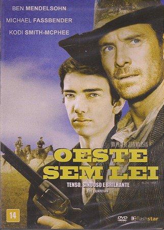 Dvd  Oeste Sem Lei  Michael Fassbender