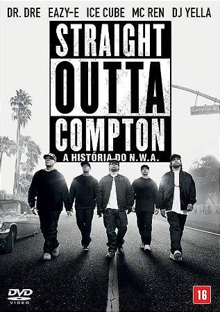 Dvd  Straight Outta Compton  A Historia Do Nwa  Mc Ren