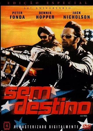 Dvd  Sem Destino  Peter Fonda