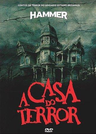 Box Dvd  Hammer  A Casa Do Terror  4 Discos