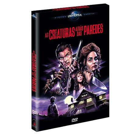 Dvd/cd  As Criaturas Atras Das Paredes  Wes Craven
