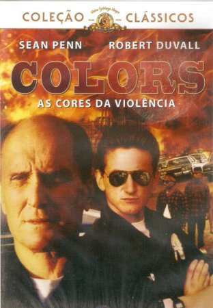 Dvd  Colors  As Cores Da Violência  Sean Penn