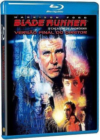 Blu ray  Blade Runner  O Caçador de Andróides  Versão Final do Diretor