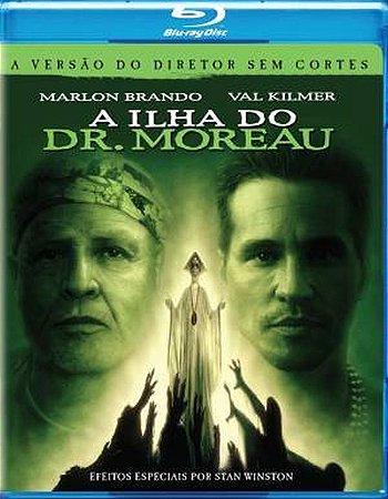 Blu Ray  A Ilha do Dr. Moreau  Marlon Brando