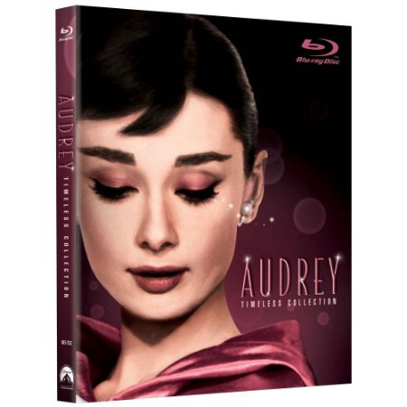 Blu Ray  Audrey Hepburn  Timeless Collection  3 Discos