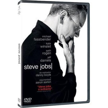 Dvd  Steve Jobs  Michael Fassbender