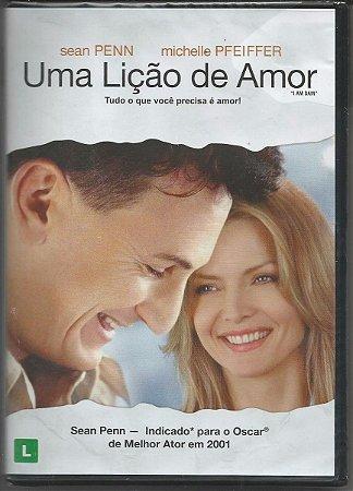 Dvd   Uma Licao de Amor