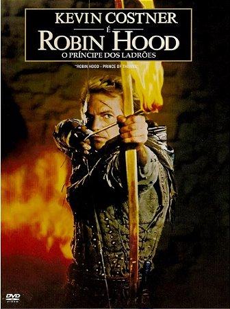 Dvd   Robin Hood: O Principe dos Ladões  Kevin Costner