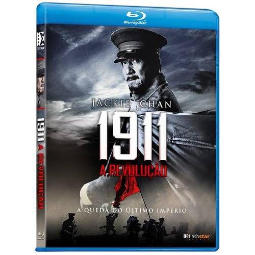 Blu ray 1911 A Revolução  Jackie Chan