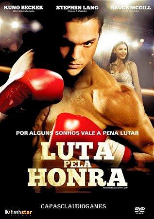 Luta Pela Honra  DVD