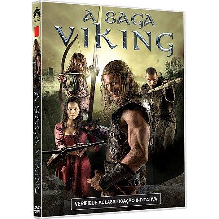 DVD  A Saga Viking