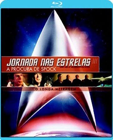 Blu Ray  Jornada nas Estrelas III  A Procura de Spock
