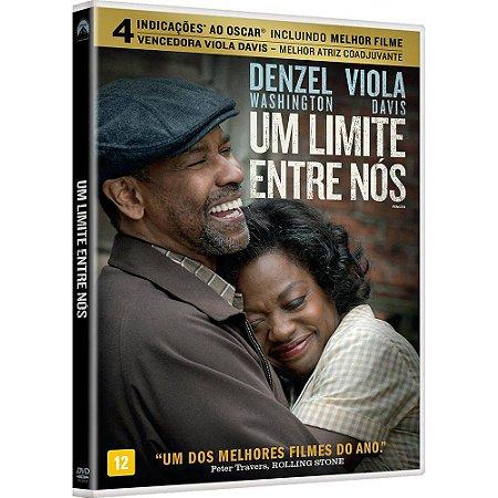 DVD  Um Limite Entre Nós (Fences)  Denzel Washington