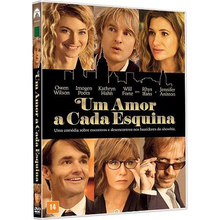 DVD  Um Amor a Cada Esquina