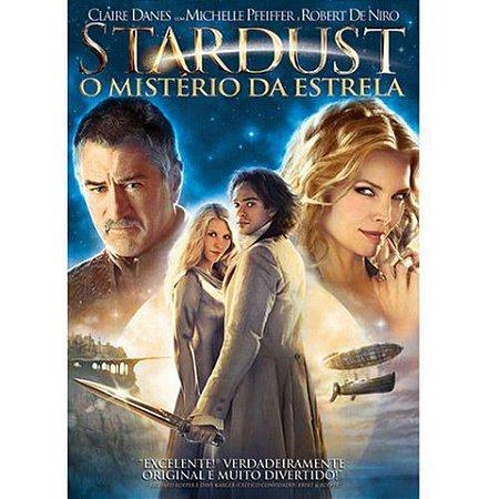 Dvd  Stardust O Mistério Da Estrela