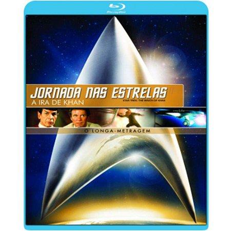 Blu Ray  Jornada Nas Estrelas II  A Ira de Khan