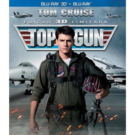 Bluray  Top Gun  Edição Limitada ( 3D + 2D )