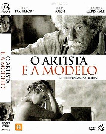 O Artista E A Modelo  DVD
