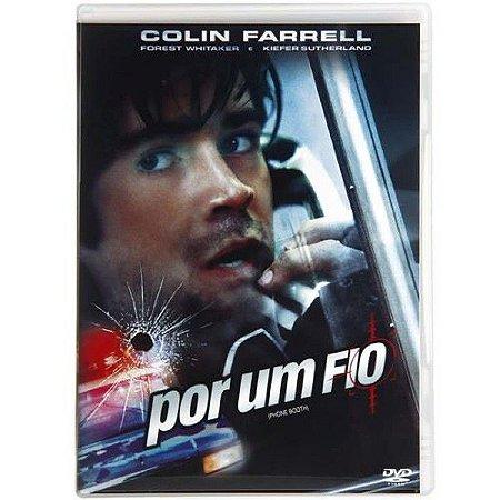 Por Um Fio  DVD