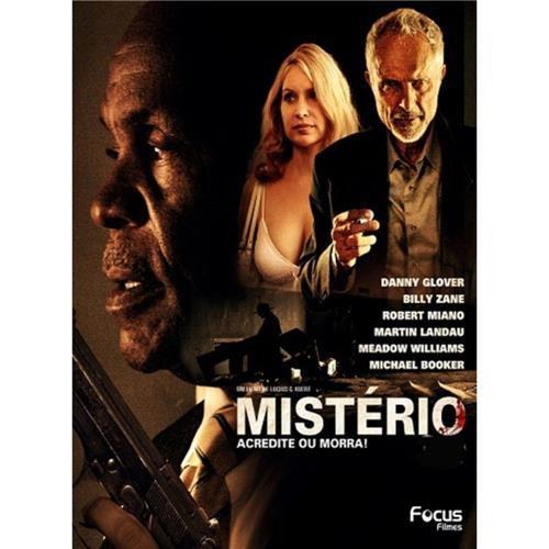 Mistério Acredite ou Morra  DVD