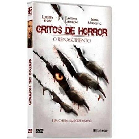 Gritos De Horror  O Renascimento  DVD