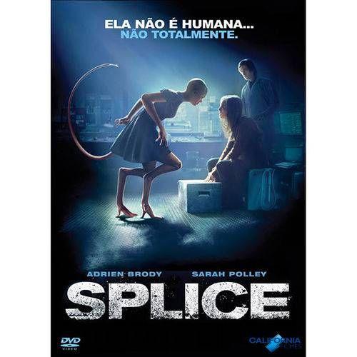 Splice A Nova Espécie  DVD