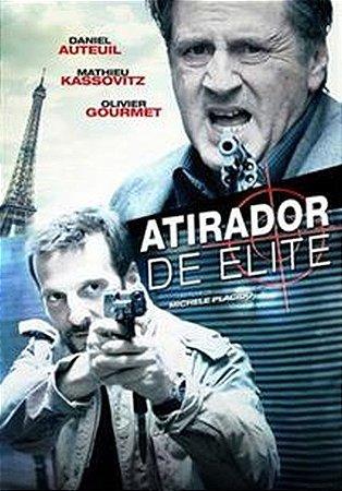 Dvd  Atirador de Elite  Mathieu Kassovitz