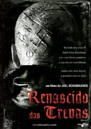 Renascido Das Trevas  DVD