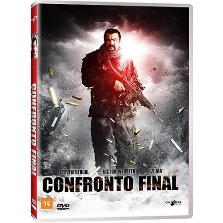 Confronto Final  DVD