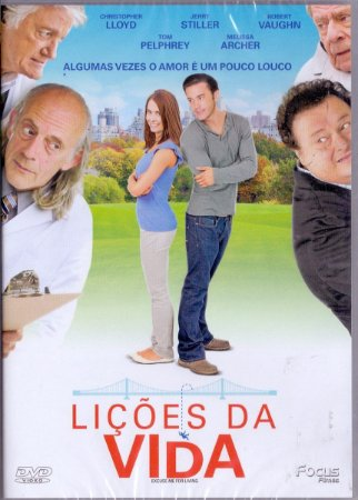 Lições Da Vida  DVD