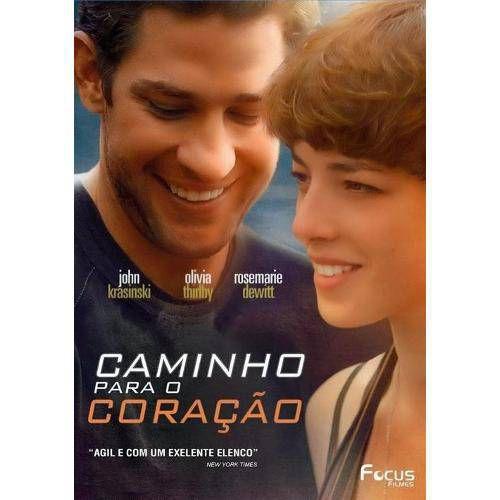 Caminho Para O Coração  DVD