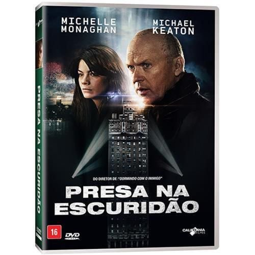 Presa Na Escuridão  DVD