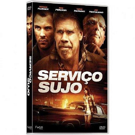 Serviço Sujo  DVD