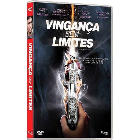 Vingança Sem Limites  DVD
