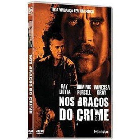 Nos Braços Do Crime  DVD