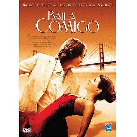 DVD  Baila Comigo