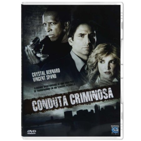 DVD  Conduta Criminosa