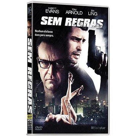 Sem Regras  DVD