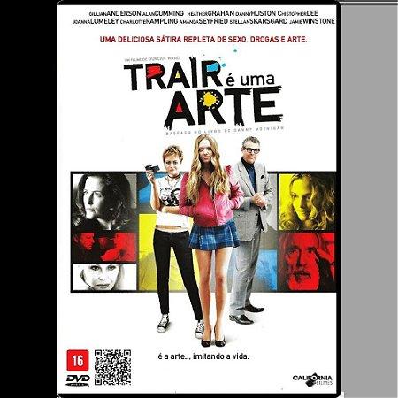 Trair É Uma Arte  DVD