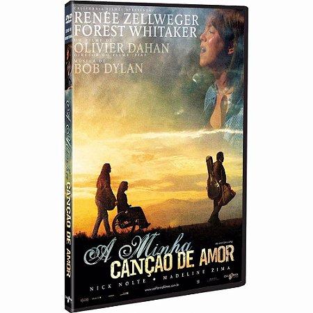A Minha Canção De Amor  Dvd