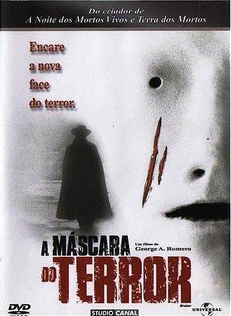 Dvd  A Máscara do Terror  George A. Romero