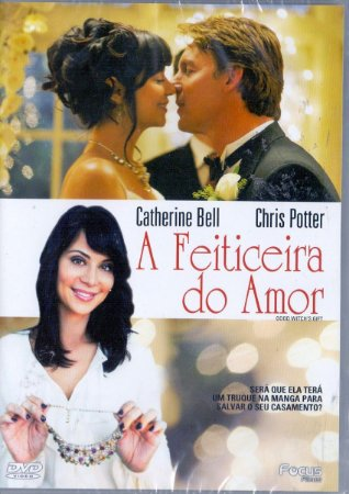 A Feiticeira Do Amor  DVD