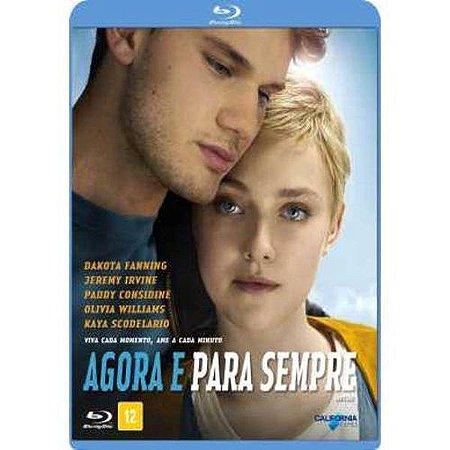 Blu Ray  Agora E Para Sempre  Dakota Fanning