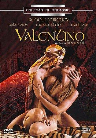 Dvd  Valentino  Rudolf Nureyev