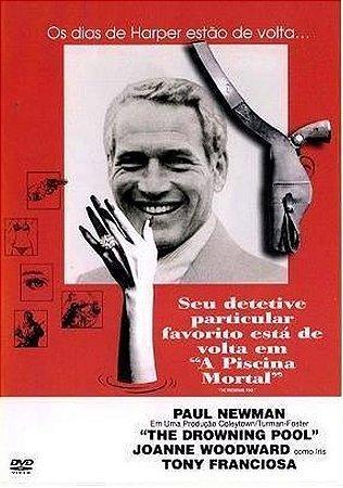 Dvd  A Piscina Mortal  Paul Newman