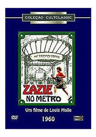 Dvd  Zazie No Metrô  Louis Malle