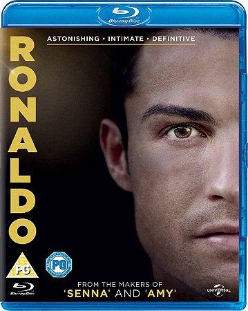 Blu Ray  Cristiano Ronaldo  Anthony Wonke